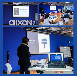 Allxon 網站改版案例