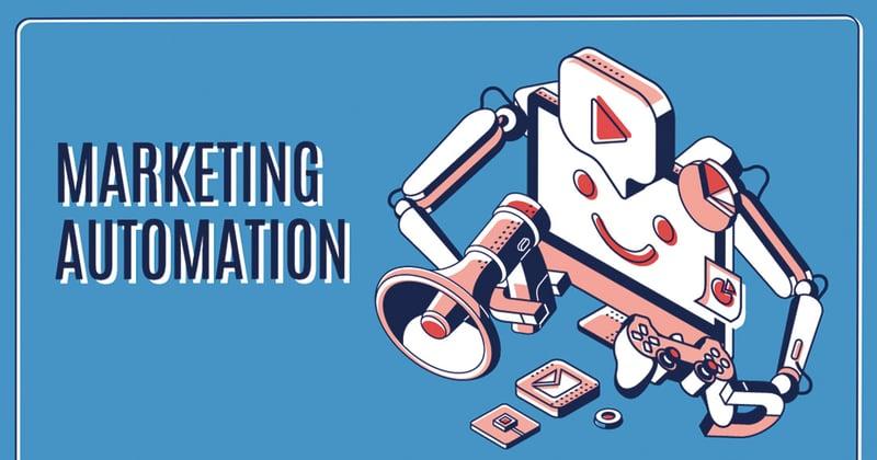 行銷自動化 Marketing Automation 怎麼做 ? ( 企業行銷 + Email 行銷自動化 )