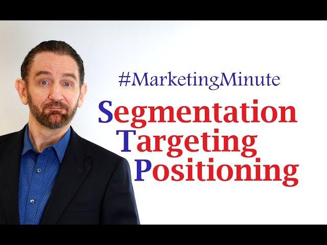 Targeting and Market Segmentation Marketing Strategy  Entrepreneurship