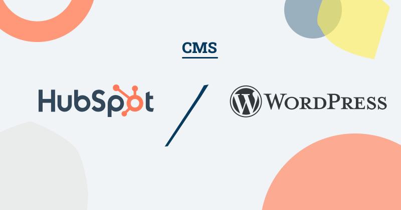 blog-HubSpot & WordPress