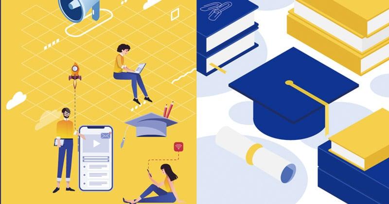 教育產業與行銷自動化的混搭術