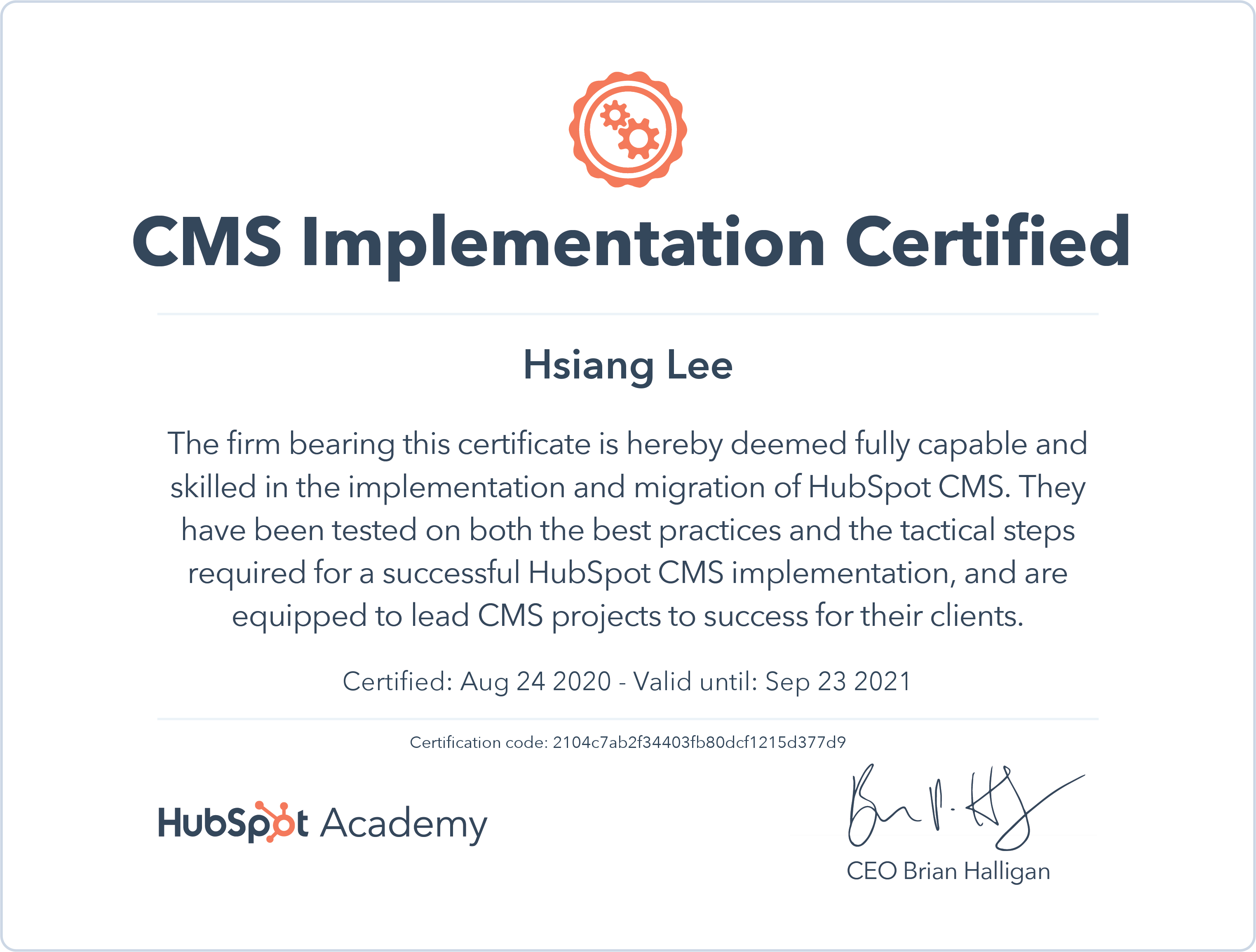 cms-implementation-certified_hsiang